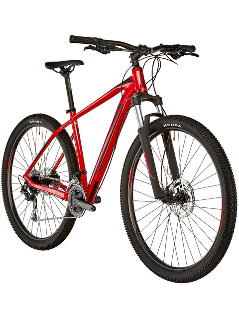 "ORBEA MX 40 29"" 2. Wahl Red-Black"